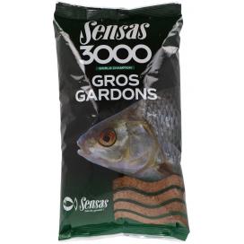 Kŕmenie 3000 Gros Gardons (veľká plotice) 1kg