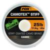 Fox náväzcová šnúra Camotex stiff 20m