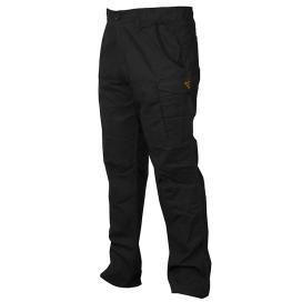 Fox Nohavice Collection Black & Orange Combat Trousers