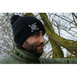 CC Moore oblečenie - Zimné čiapky Bobble Black