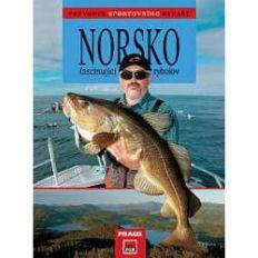 Rybárska kniha - Nórsko fascinujúci rybolov