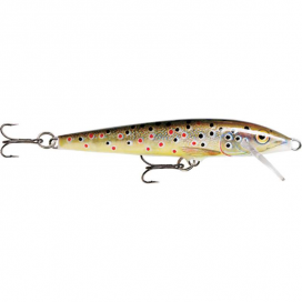 Wobler Rapala Original Floating F05 TR