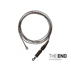 Delphin Náväzec The End Leadcore Pin Clip 3ks