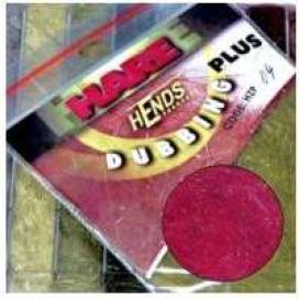 Hends Hare dubbing Hzp09 - červená