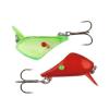 Savage Gear 4 Play Lip Scull Treble UV Red / Green 2ks