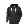 Savage Gear Mikina Simply Savage Raw Zip Hoodie