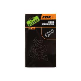 Fox Edges Micro speed links rychlovýměnný klip 20ks
