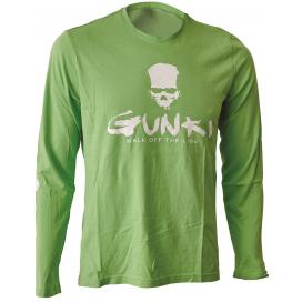 Tričko s dlouhým rukávem Gunki APPLE GREEN