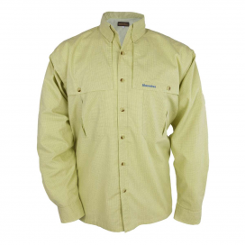 Snowbee Košeľa Lime Fishing Shirt (Long Sleeve)