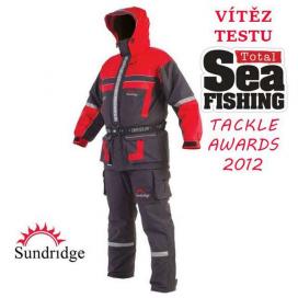 Rybársky dvojdielny plávajúci oblek Sundridge Crossflow Extreme