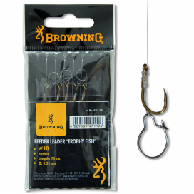 Browning náväzec Feeder Leader Trophy Fish
