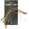Gardner Zarážky Dumbell Stop   Mix (farebné)