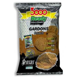 Kŕmenie 3000 Ready Gardons