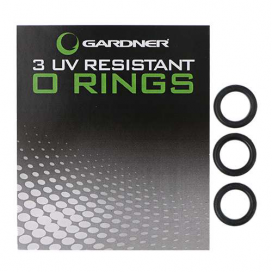 Gardner Podložkové krúžky UV Resistant O-Rings, 3ks