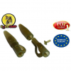 Extra Carp Lead clip with Tail Rubber - záves + prevlek
