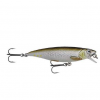 Savage Gear Wobler 3D Twitch Minnow Green Silver Ayu