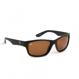 Fox Rage Polarizačný Okuliare Sunglasses Matt Black / Brown