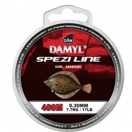 Dam Damyl spez Line Surf 250M / 0.40Mm / 12.8Kg