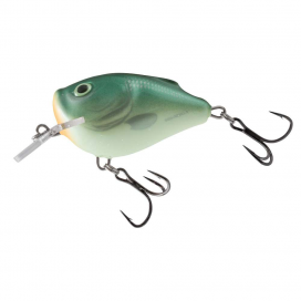 Salmo Wobler Squarebill Floating Green Back Herring