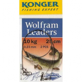 Konger Lanko volframové Micro 25cm / 2,5kg, 2ks, Výpredaj!