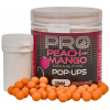 Starbaits Boilies Pop Up Probiotic Peach Mango 60g
