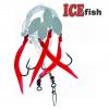 ICE fish Trubička A náväzec 5/0 160cm