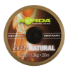 Korda náväzcová šnúrka Super Natural Gravel Brown 25lb
