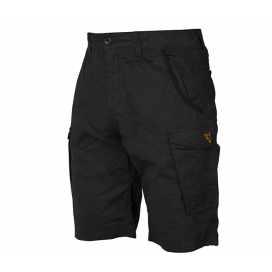 Fox Kraťasy Collection Black & Orange Combat Shorts