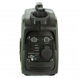 Powerkick Elektrocentrála 800 + 1l Olej