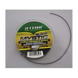 Jet Fish Black Mystic spletaná náväzcová šnúra 11,4 kg 20 m