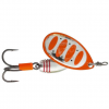 Savage Gear Trblietky Rotex Spinner Fluo Orange Silver