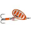 Savage Gear Trblietky Rotex Spinner Fluo Orange Silver