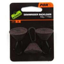 Fox Edges Downrigger Back Leads 21g zadné olovo 3ks