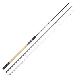Garbolino Feederové prút Silver Bullet Slim Feeder 3,60 m (30-120 g), 3 dielny