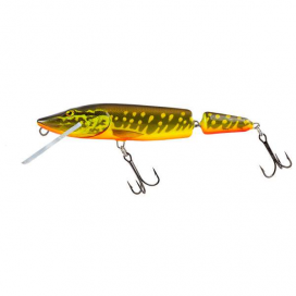 Salmo Wobler Pike Jointed Floating Hot Pike