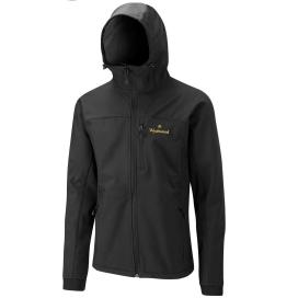 Wychwood bunda Softshell Jacket čierna