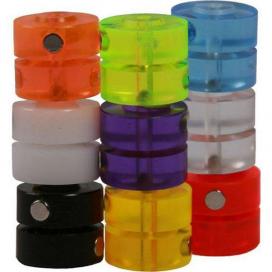 ATT Náhradné koliesko 4 Magnet Roller Wheels, fialové