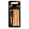 Fox edges vrtáčik braid drill cork sticks 6mm