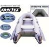 SPORTEX nafukovacie člny SHELF 230 - lamelová podlaha