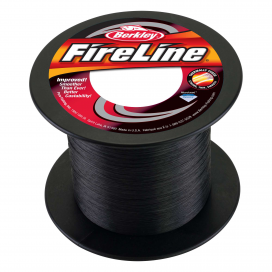 Šnúra Berkley Fireline Flame Smoke 1m