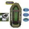 Sportex nafukovací čln DELTA 260 Zelený s podlahou