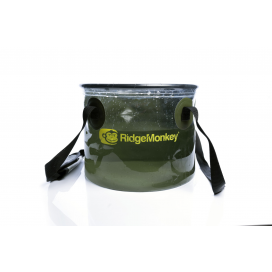 RidgeMonkey Kbelík Perspective Collapsible Bucket 10l