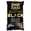 Sensas Kŕmenie 3000 Dark Salty Feeder (feeder-čierny-slaný) 1kg