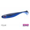 Delphin Gumová Nástraha Bomb Ripp Polar 5ks 5cm