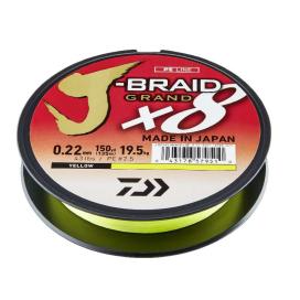 Daiwa pletená šnúra J-Braid 135 m