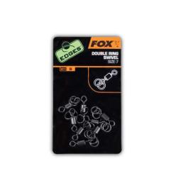 Fox Edges double ring swivel vel.7 8ks