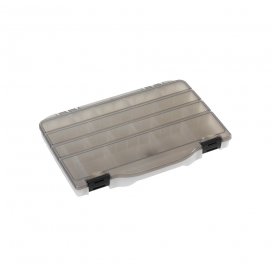 Plastica Panaro krabička 198 slim číra šedá