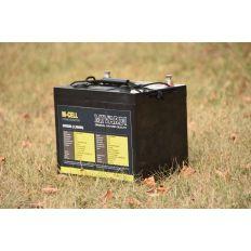 Lítiová batéria M-CELL 24V 50Ah + 10A nabíjačka