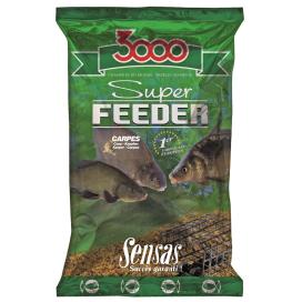 Kŕmenie 3000 Super Feeder Carp 1kg