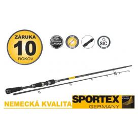 SPORTEX Prut Black Pearl GT-3 2-diel 270cm 40g